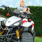 child petrol quad bike